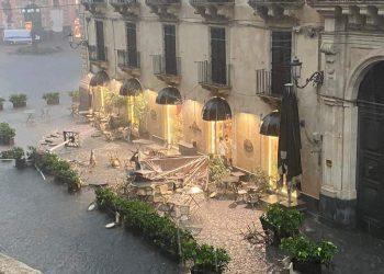 catania danni dal vento 350x250 - Lombardia, allerta meteo