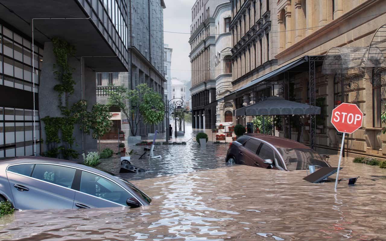 disastro meteo climatico - Meteo siamo in un precipizio. INVERNO che diventa ESTATE