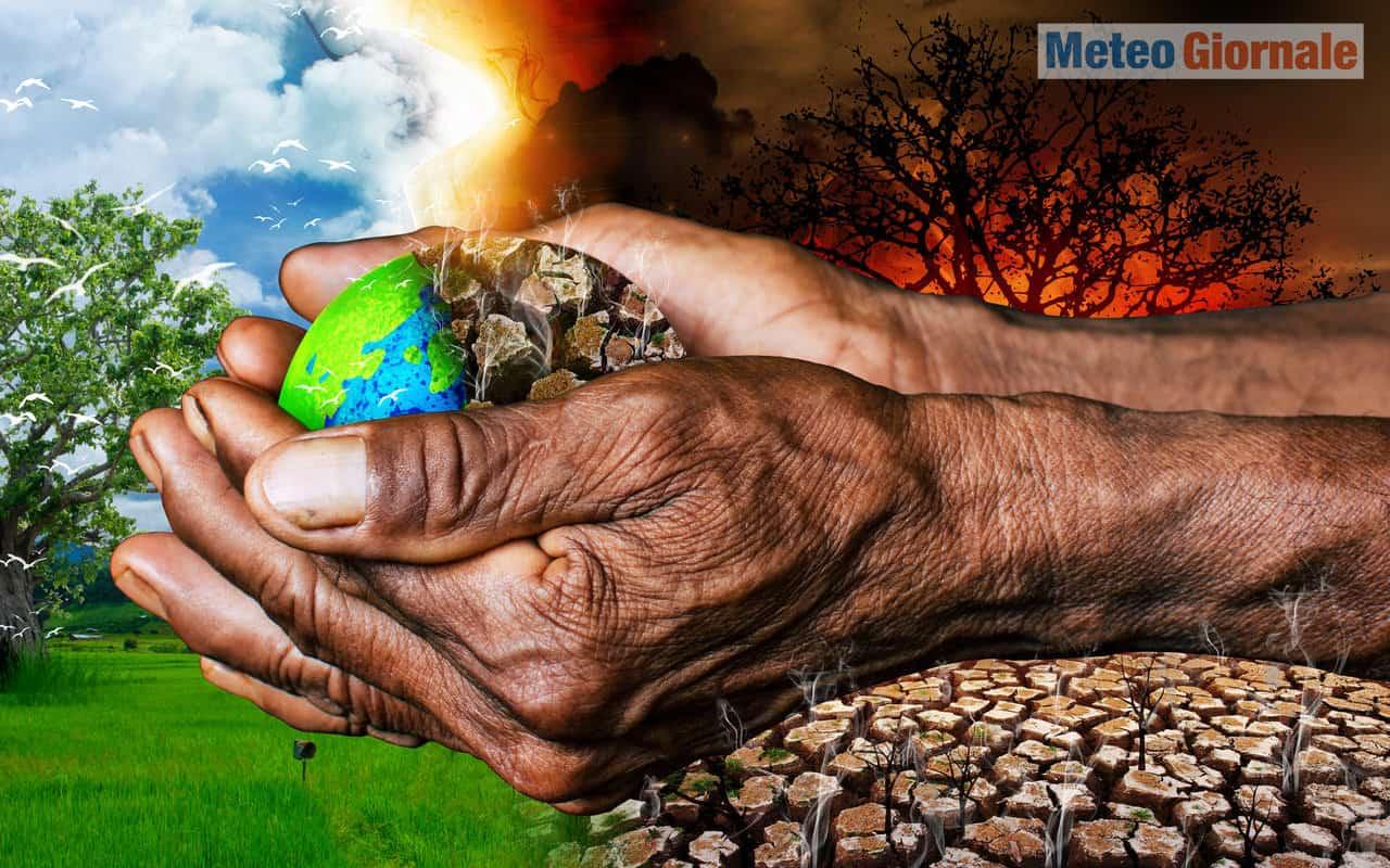 follie climatiche - FOLLIE CLIMATICHE in un mondo che non sarà più lo stesso