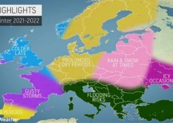 inverno accuweather 350x250 - METEO GIORNALE, previsioni meteo, scienza, astronomia, geologia, video