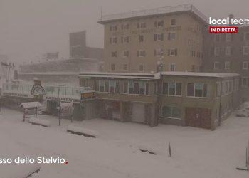 meteo live neve dalle alpi 350x250 - Video Meteo Weekend a cura dell'Aeronautica Militare