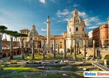 meteo locale 01018 350x250 - Meteo Roma, peggiora nel fine settimana