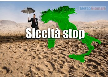 siccita stop 350x250 - METEO GIORNALE, previsioni meteo, scienza, astronomia, geologia, video