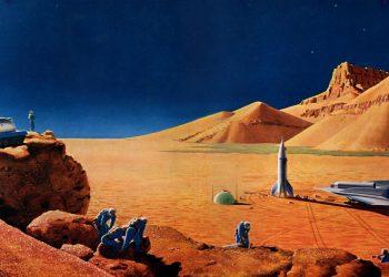 Simulazione di future esplorazioni su Marte